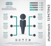 business management  strategy... | Shutterstock .eps vector #519475963