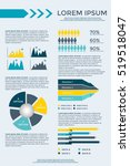 infographic elements collection ... | Shutterstock .eps vector #519518047
