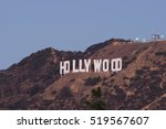 los angeles   november 14  2016 ... | Shutterstock . vector #519567607