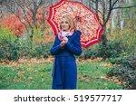 Autumn Portrait Of The Woman ...