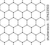 geometric seamless pattern....   Shutterstock .eps vector #519623503