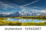 outdoor activities in the swiss ... | Shutterstock . vector #519632857