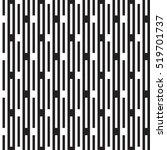 geometric squares seamless... | Shutterstock .eps vector #519701737