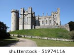 English Medieval Castle Of...