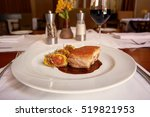 traditional peruvian meal... | Shutterstock . vector #519821953