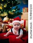 fairy tale portrait of... | Shutterstock . vector #519843103
