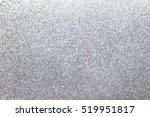 white glitter christmas... | Shutterstock . vector #519951817