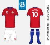 set of soccer kit or football...