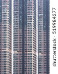 highrise residential building... | Shutterstock . vector #519984277