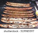 Turkish Traditional Pita Pide...