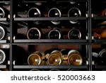 Shelving With Different Wine...