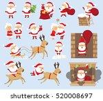 Santa Claus Ride On Reindeer ...