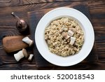 Risotto With Porcini Mushrooms...