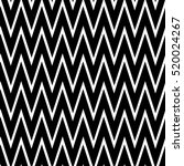 Seamless Zigzag Pattern Repeat