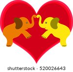 valentine's day   background... | Shutterstock .eps vector #520026643