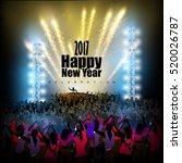 easy to edit vector... | Shutterstock .eps vector #520026787