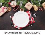Christmas Dinner Plate ...