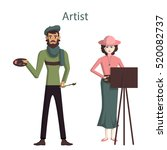 Isolated Professional Artists....