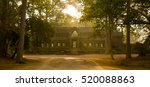Sunrise Morning In Angkor Wat...