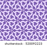 abstract geometric seamless... | Shutterstock .eps vector #520092223