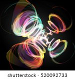 abstract spiral vector colorful ...   Shutterstock .eps vector #520092733
