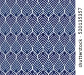 White And Blue Graphic Pattern...