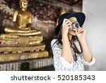 camera photographer inspiration ... | Shutterstock . vector #520185343