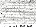 distressed overlay texture of... | Shutterstock .eps vector #520214437