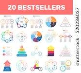 business infographics.... | Shutterstock .eps vector #520236037