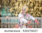 thailand culture dancing art in