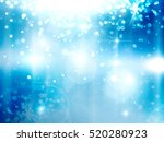 abstract lights  background for ... | Shutterstock . vector #520280923