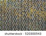 Inlaid Mosaic Glass  Swedagon...