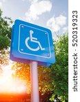 Disability Car Park  Parking...