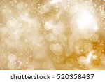 fireworks at new year and copy... | Shutterstock . vector #520358437
