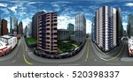 panorama of the city....   Shutterstock . vector #520398337