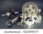car parts | Shutterstock . vector #520399477