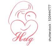 parenting logo template vector | Shutterstock .eps vector #520444777