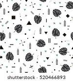 cute  vector seamless pattern...