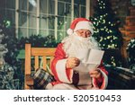 Santa Claus Read Letter From...
