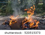 Illegal Burning Of Waste In...