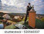egerszolat  hungary  nov 2015   ... | Shutterstock . vector #520560337