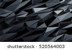abstract 3d rendering of... | Shutterstock . vector #520564003