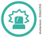 alarm grainy textured icon...   Shutterstock .eps vector #520621933