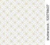 flower background. | Shutterstock .eps vector #520758637