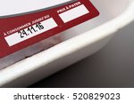 expiration date or best before... | Shutterstock . vector #520829023