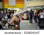 tel aviv  israel   november 18... | Shutterstock . vector #520834147