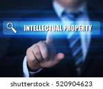 intellectual property ... | Shutterstock . vector #520904623