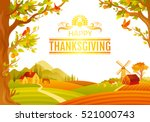 Happy Thanksgiving Greeting...