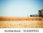 Agriculture Machine Harvesting...