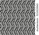 seamless geometric pattern.... | Shutterstock .eps vector #521023063